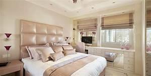 awesome deco chambre romantique beige photos seiunkelus With deco chambre romantique beige