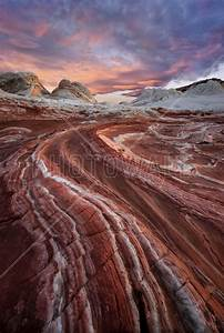 Red Sandstone Rock - Wall Mural & Photo Wallpaper - Photowall