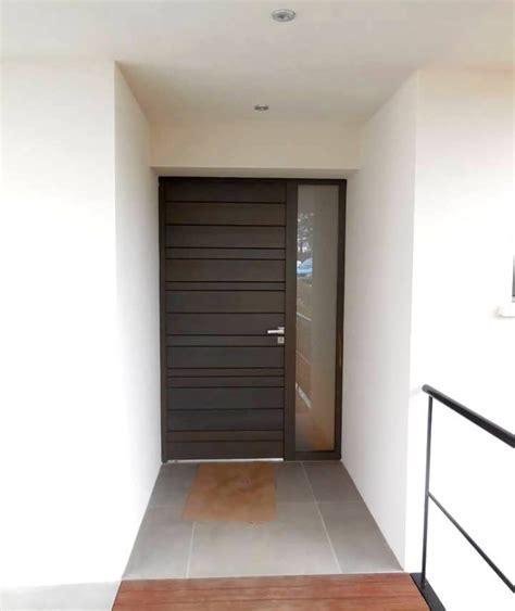 bureau gris taupe maison moderne avec porte nativ partner menuiseries