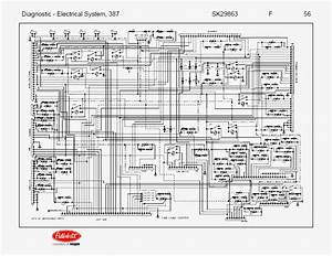 2007 Peterbilt 387 Wiring Diagram