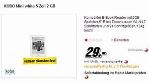 Mini Backofen Bei Media Markt : kobo mini f r 29 euro bei media markt update ~ Indierocktalk.com Haus und Dekorationen