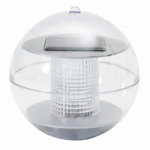 Boule Led Exterieur : boule solaire ~ Teatrodelosmanantiales.com Idées de Décoration