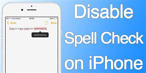 how to get rid of on iphone how to turn spell check on iphone or