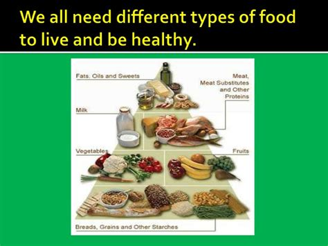 different types of cuisine healthy for schools