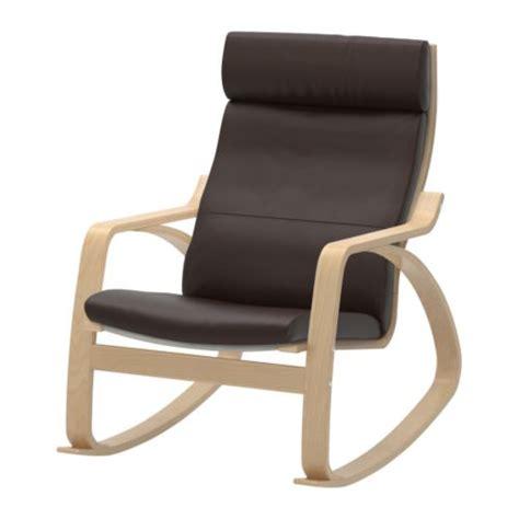 chaise rocking chair ikea poäng rocking chair glose brown ikea