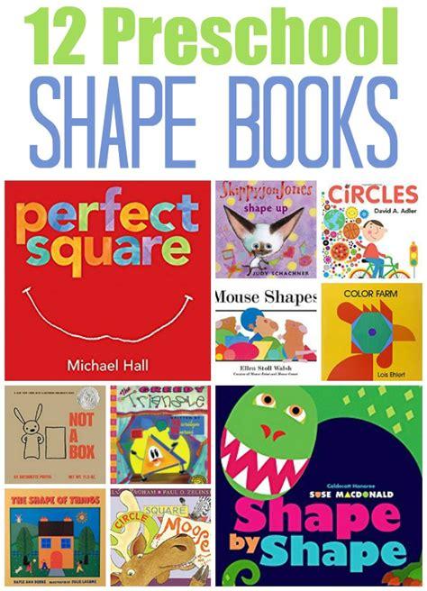 shape books  preschool