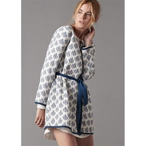 robe de chambre coton robe de chambre légere courte eté coton femme blanche