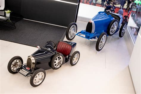 """The bugatti baby ii has grown up to be more of a teenager now, and i must say i'm very excited to see it drive around on the bugatti premises in molsheim. a 110th birthday present to ourselves. Todo un capricho: el Bugatti """"Baby"""" que cuesta 30 mil euros » Auto Test"""