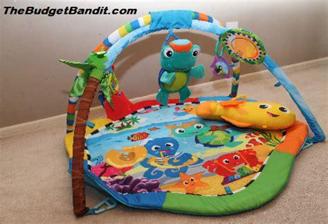 baby einstein play mat baby einstein rhythem of the reef play review living