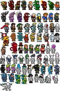 Terraria All Armor