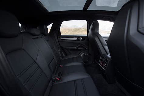 Cayenne Back Seat by 2019 Porsche Cayenne S Drive Review Digital Trends