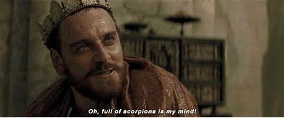 Fassbender Michael Macbeth Giphy Shakespeare Gifs Film