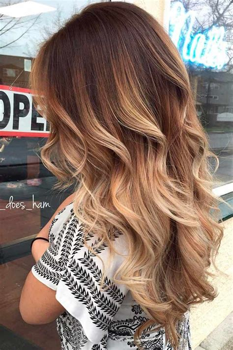 50 Hottest Brown Ombre Hair Ideas Hair Colors Hair