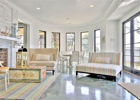 stained concrete flooring designs ideas design