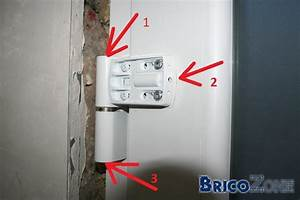 Sens de reglage charmiere porte d39entree en pvc for Comment regler une porte d entrée pvc