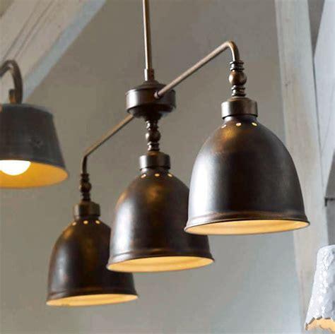 tridome cuisine luminaire suspension style industriel
