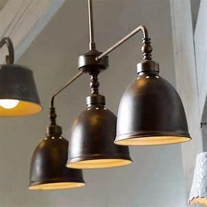 Luminaire Industriel Ikea : luminaire suspension style industriel ~ Teatrodelosmanantiales.com Idées de Décoration
