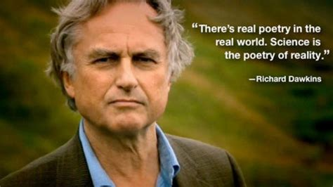 Meme Richard Dawkins - science is the poetry of reality quote richard dawkins know your meme