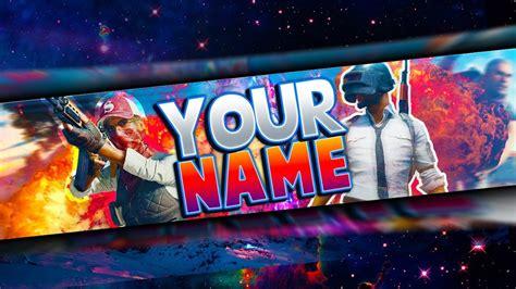 pubg banner template playerunknowns battlegrounds