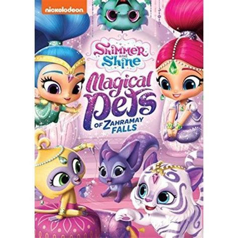 Shimmer And Shine Whatever Floats Your Boat Waterbent by Shimmer And Shine Magical Pets Of Zahramay Falls Dvd