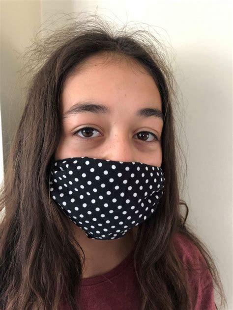 diy  sew bandana face mask craft gossip