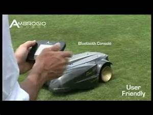 Robot Tondeuse Grande Surface : robot tondeuse ambrogio l400 youtube ~ Dode.kayakingforconservation.com Idées de Décoration