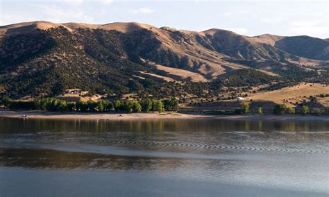 Fishing Boat Utah by Echo Reservoir Utah Fishing Cing Boating Alltrips