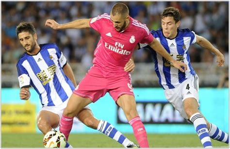 Resultado Final – Real Sociedad 4 Real Madrid 2 – Liga ...