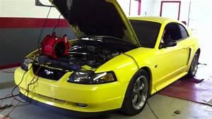 2002 Mustang GT 2V On3Performance 70mm Turbo Kit Dyno - YouTube