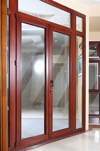 Competitive Aluminum Door Price Aluminium Casement Door