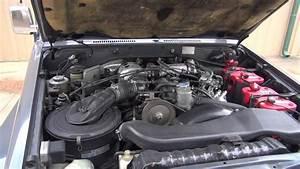 1987 Toyota Land Cruiser Bj74 - 13bt Engine
