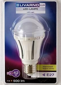Livarno Lux Led : livarno lux led lamp 7w e27 lidl blog pinterest led lamp lamps and led ~ Watch28wear.com Haus und Dekorationen