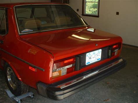 Fiat Brava For Sale by 1980 Fiat Brava