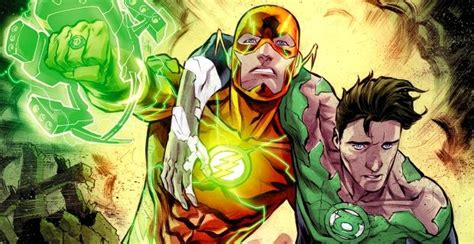 flash with green lantern ring the flash green lantern ring search flash the flash lanterns and green
