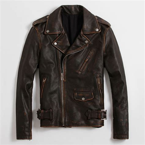 cheap motorcycle leathers popular retro motorcycle jackets buy cheap retro
