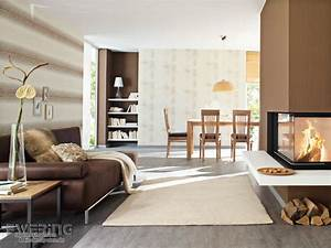 Ausgefallene Tapeten Wohnzimmer : steintapete beige wohnzimmer tapeten easy passion ber ~ A.2002-acura-tl-radio.info Haus und Dekorationen