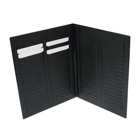 Vinyl Folder with Custom Pockets WO1466300   Vulcan ...