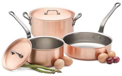 batterie cuisine cuivre ustensiles de cuisine en cuivre alimentaire table de cuisine