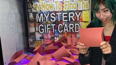 How much is 25 50 100 200 and. How much is the Gift Card worth??? MYSTERY BOX filled with gift cards! - YouTube
