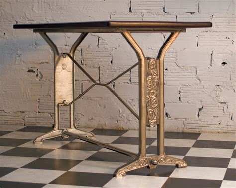 vintage bistro table antique and vintage furniture
