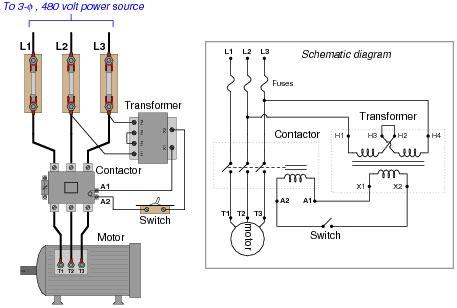 Motor Control Circuit Electrical Blog