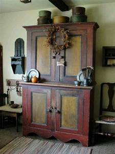 818 best country primitive charm 2 images on pinterest With best brand of paint for kitchen cabinets with hanging tea candle holders