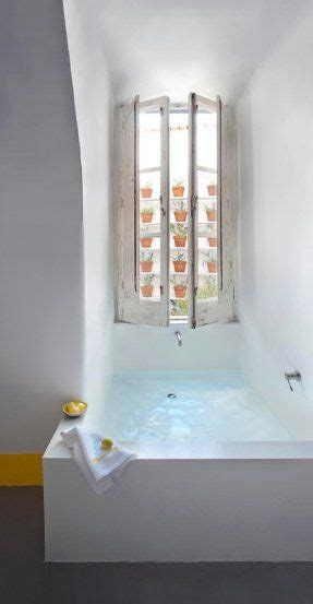 bathroom inspiration built in tub a window bath
