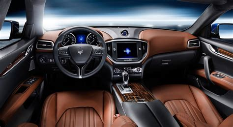 maserati price interior 2014 maserati ghibli exotic motor world