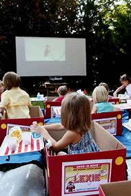 Best Movie Party Decorations Ideas And Images On Bing Find What