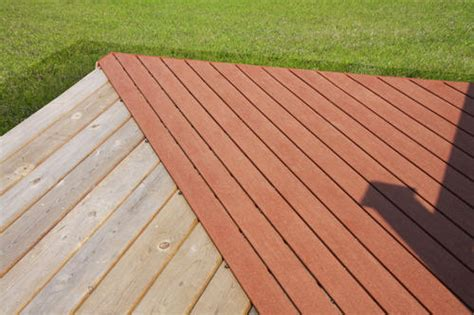 Cedar Deck Boards Menards by Quickcap Composite Deck Resurfacing 6 Quot Sle At Menards 174