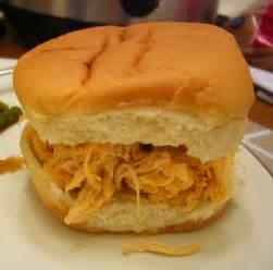 Spicy Shredded Chicken Sandwich Recipe