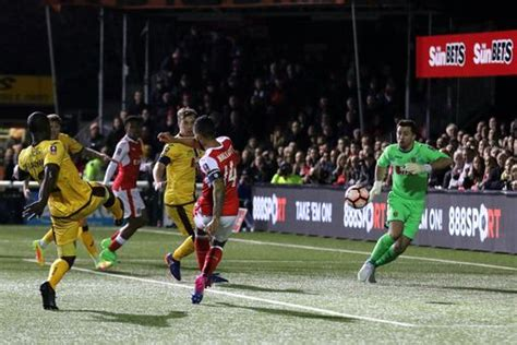 Sutton United 0-2 Arsenal LIVE score and goal updates from ...