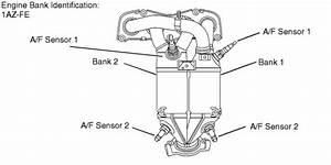O2 Sensor - P1135 Code On 2003 Toyota Rav4