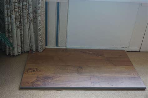 New Floors: Karndean Vinyl Samples & Settling on